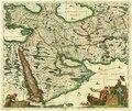 Ca. 1680 map by Frederik de Wit - Nova Persiæ, Armeniæ, Natoliæ, et Arabiæ; Nova Persiæ, Armeniæ, Natoliæ, et Arabiæ.djvu