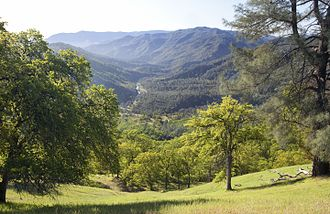 Berryessa Snow Mountain National Monument - Cache Creek Wilderness is within the new National Monument