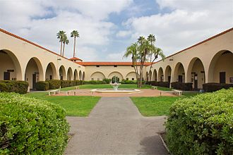 California State Polytechnic University, Pomona - The old horse stables at Cal Poly Pomona