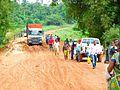 Cameroun-Route nationale 3 à la saison des pluies (2).jpg