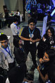 Campus Party México 2013 - Wikimedia México 15.jpg