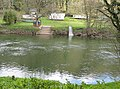 Canoe launch point, River Wye - geograph.org.uk - 757333.jpg