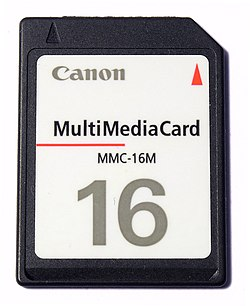 Canon 16 MB MMC memory card (top side).jpg