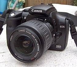 Appareil photographique reflex numérique