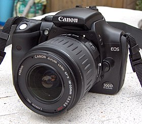 Image illustrative de l'article Canon EOS 300D