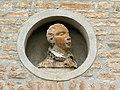 Canonica della chiesa della Natività di Maria Vergine, particolare (Cassana, Ferrara) 02.jpg