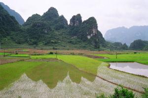 Northeast (Vietnam) - Cao Bằng province in Đông Bắc