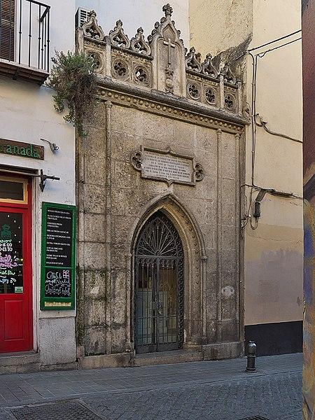 File:Capilla de San Juan de Dios. Granada.jpg