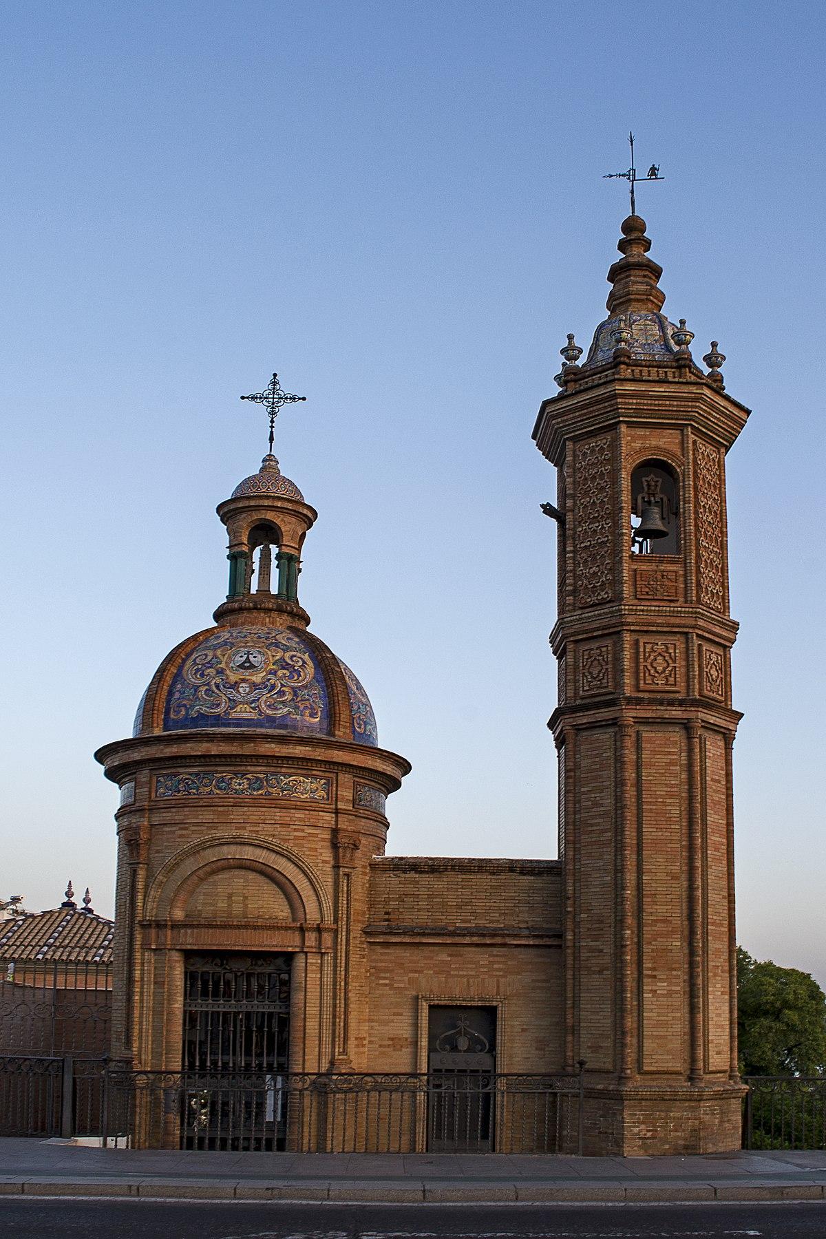 Ancho De Calle >> Capilla del Carmen (Sevilla) - Wikipedia, la enciclopedia libre