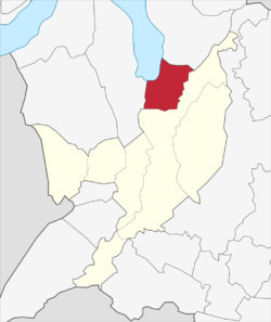 Location of Capolago