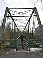 Capon Lake Whipple Truss Bridge Capon Lake WV 2015 10 25 06.jpg