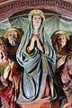 Cappella del monte sion, pentecoste attr. a benedetto buglioni, 05.jpg