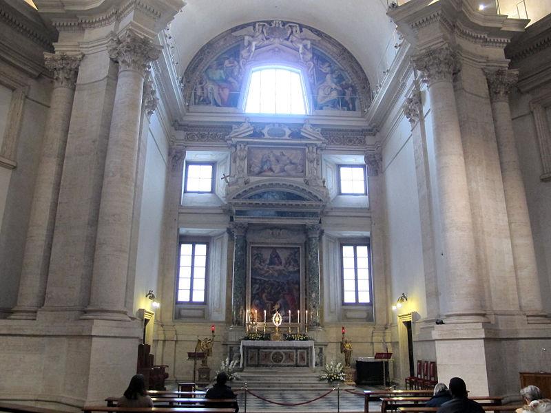 Cappella sforza, su dis. di michelangelo (1562-73) 00.JPG