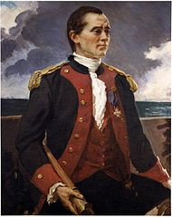 Captain John Paul Jones, Continental Navy