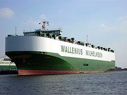 Biltransportfartyg - Wikipedia