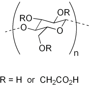 Carboxymethyl cellulose - Image: Carboxymethyl cellulose