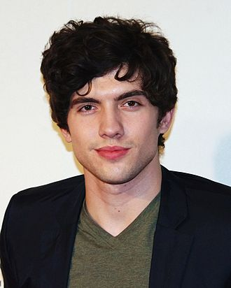 Carter Jenkins - Jenkins at the 2012 premiere of Struck by Lightning