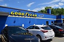 Wikizero Goodyear Tire and Rubber Company