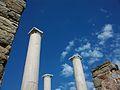 Casa de Dionís de Delos, columnes.JPG
