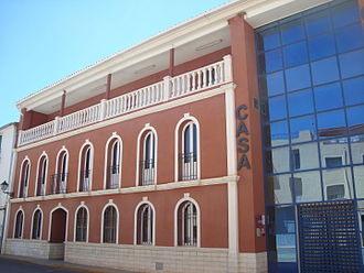 Figueroles - Casa de la Cultura (Figueroles)