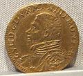 Casale monferrato, guglielmo gonzaga duca, oro, 1566-1587, 03.JPG