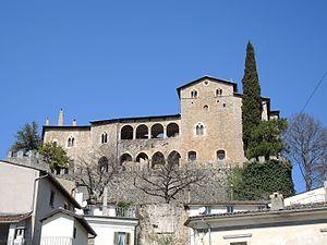Castello di Gagliano Aterno - Castle in Gagliano Aterno