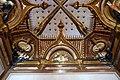 Castiglione olona, palazzo branda, interno, sala neogotica di inizio novecento 03.jpg