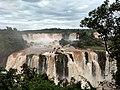 Cataratas do Iguaçu. Uma das visões da foz.jpg