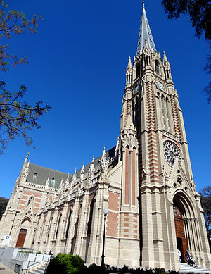Roman Catholic Diocese of San Isidro - Cathedral of St. Isidor the Worker