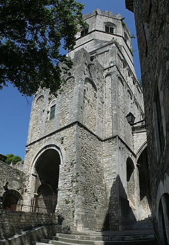 Roman Catholic Diocese of Viviers - Viviers Cathedral
