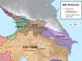 Caucasus in 300 AD (Armenian - hy).png