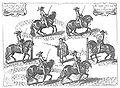 Cavendish - L'Art de dresser les chevaux, 1737-page081.jpg