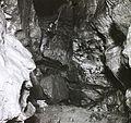 Caving, cave, label Fortepan 95108.jpg