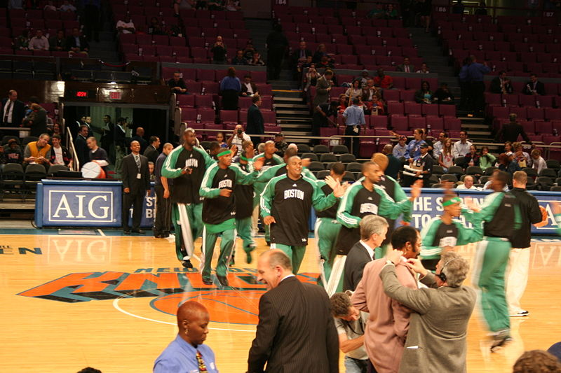 File:Celtics warm up MSG.jpg
