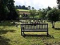 Cemetery, Berry Pomeroy - geograph.org.uk - 915412.jpg