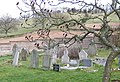 Cemetery, Oldway Baptist Church - geograph.org.uk - 1196021.jpg