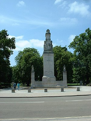 Listed buildings in Southampton - The Cenotaph, Southampton