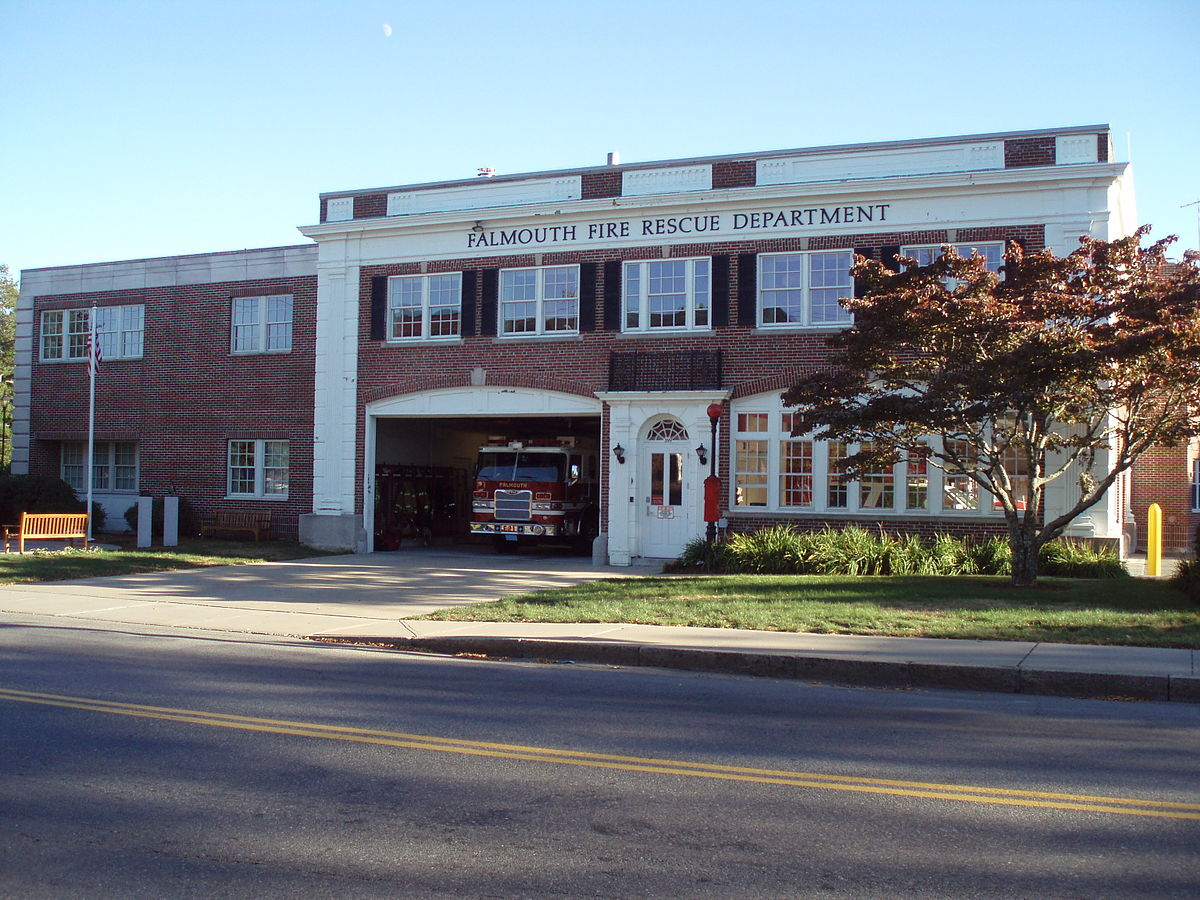 Central Fire Station Falmouth Massachusetts Wikipedia