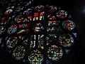 Centro Histórico de Manizales, Catedral Basílica Nuestra Señora del Rosario de Manizales, vitral.JPG