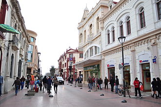 Coquimbo Region - Historic Centre of La Serena