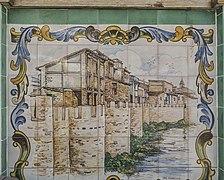 Ceràmica, (Rajola de València). Espai públic d'Alzira, 9.jpg