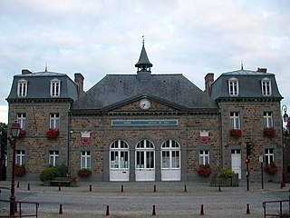 Châteauneuf-dIlle-et-Vilaine Commune in Brittany, France