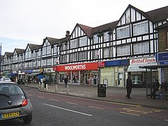 Tudor Parade, Chadwell Heath