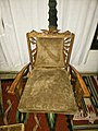Chair, old design, inspired by Scanderbeg hemlet.jpg