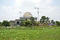 Chandrodaya Mandir Under Construction - Temple Of Vedic Planetarium - ISKCON Campus - Mayapur - Nadia 2017-08-15 1995.JPG