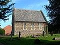 Chapel, Bishop's Stortford Cemetery - geograph.org.uk - 235905.jpg