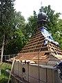 Chapel of Holy Grail (Havlíčkův Brod) - rekonstrukce střechy 2019 obr.02.jpg