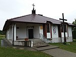 Chapel of Saint Mary from Czestochowa in Cracow (Kostrze district), Poland.jpg