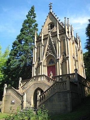 De Wendel family - Chapelle De Wendel Hayange