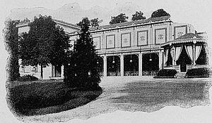 Le casino de Charbonnières